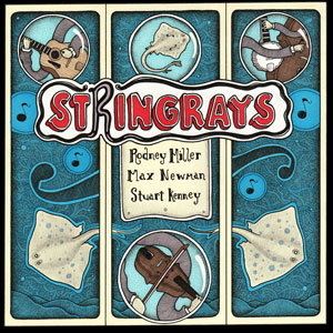 Stringrays (CD and Download)